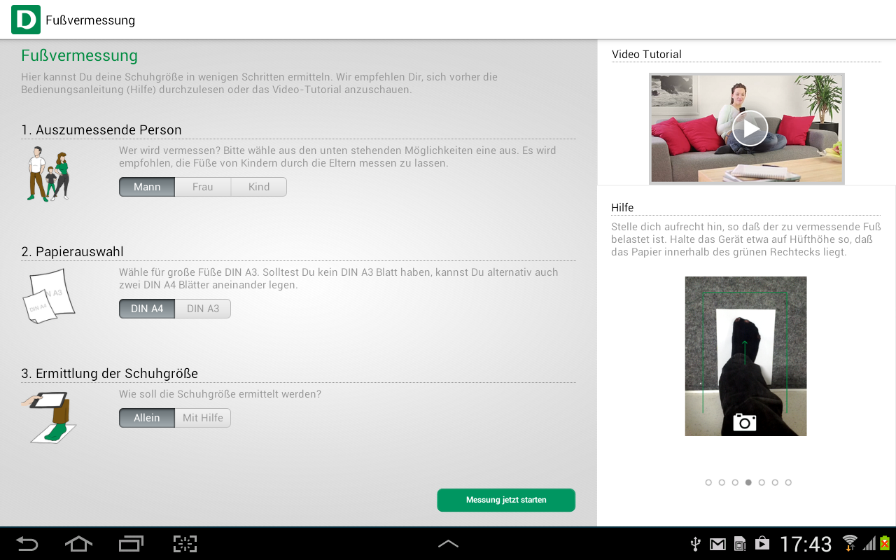 deichmann hd android apps on google play. Black Bedroom Furniture Sets. Home Design Ideas