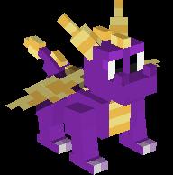 spyro skin | Nova Skin  Spyro Minecraft Skin