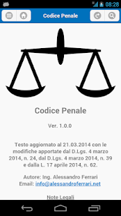 Codice Penale- screenshot thumbnail