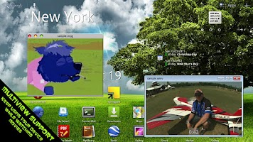 Screenshot of Stick it! (Pop-up Player)