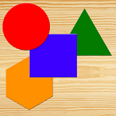 Colors & Shapes puzzle - baby