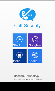 Call Security : Call Blocker
