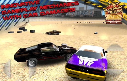 Maximum Derby Racing 3d