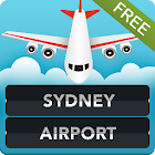 FLIGHTS Sydney Airport icon