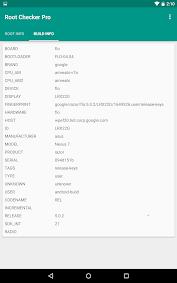 ایپس Root Checker Pro Android کے لئے screenshot