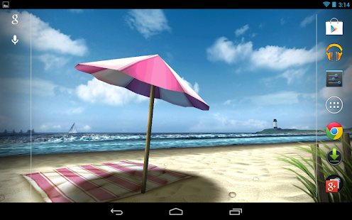 My Beach HD Free - screenshot thumbnail