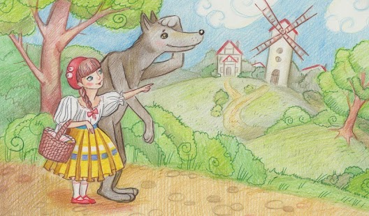Tales and fairy tales books- screenshot thumbnail