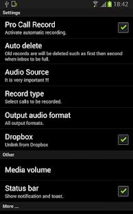 玩免費通訊APP 下載Call Recorder with DropBox Pro app不用錢 硬是要APP
