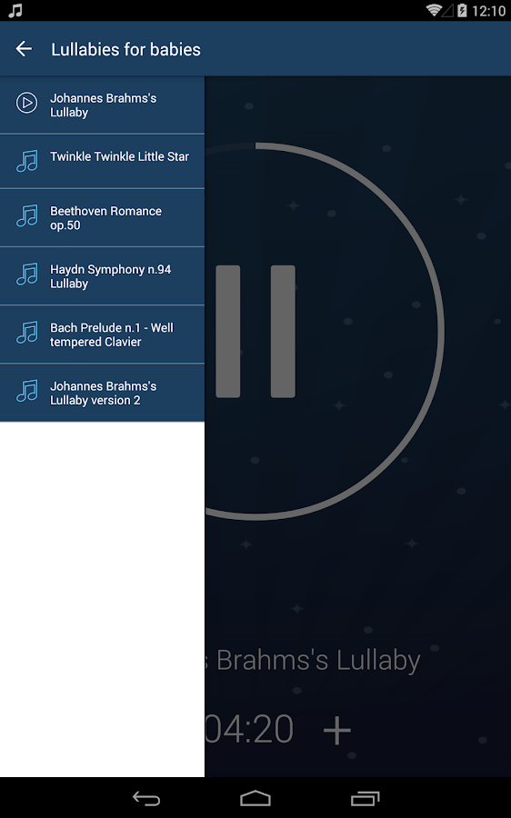 Lyric lyrics of brahms lullaby : Brahms Lullaby for babies plus - Android Apps on Google Play