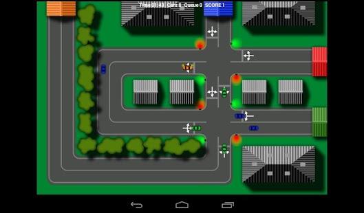 Traffic Jam Controller