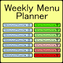 Weekly Menu Planner icon
