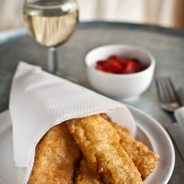 Cod and Red Pepper Tapas Recipe
