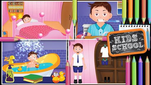 キッズスクール - 子供のためのゲーム