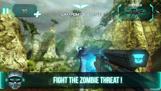 Dead Galaxy : Zombie Trigger- screenshot thumbnail