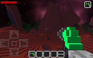 Screenshot of SpaceCraft