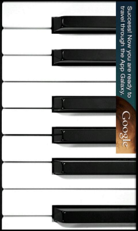Piano Keys - screenshot