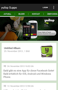 yuilop Support by lieblich - screenshot thumbnail