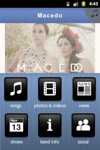 Macedo - screenshot thumbnail