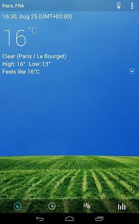 Digital clock & world weather 1.05.49 screenshot 194376