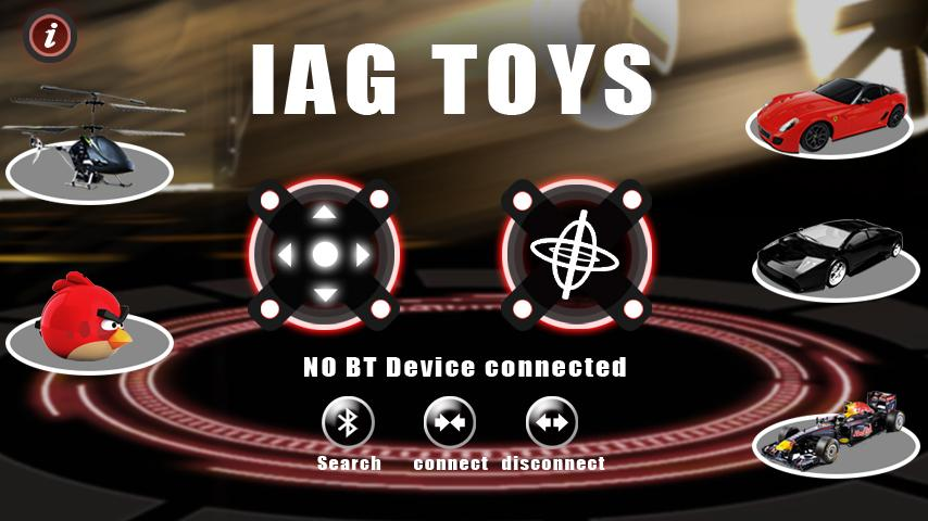 IAG Toys - screenshot
