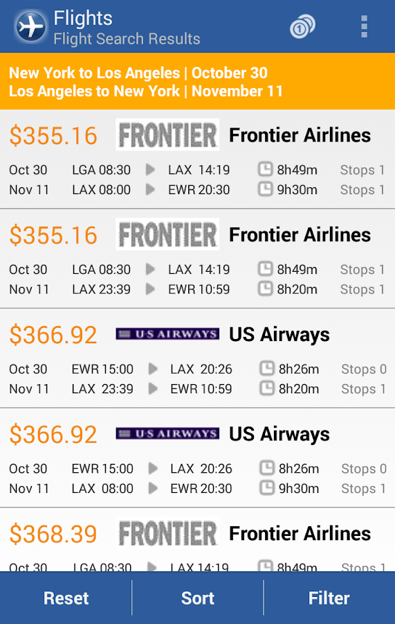 Airtickets24.com - screenshot