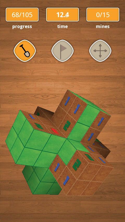 Minesweeper 3D - Premium screenshot #3