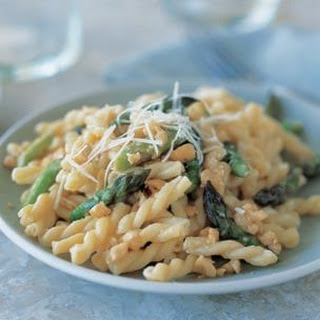 Gemelli with Brown Butter & Asparagus