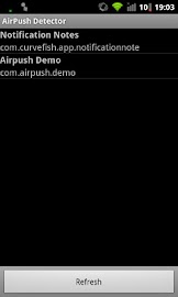 AirPush Detector Screenshot 2
