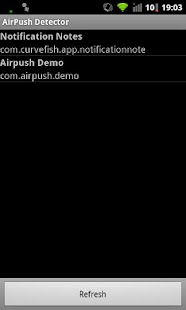 AirPush Detector - screenshot thumbnail
