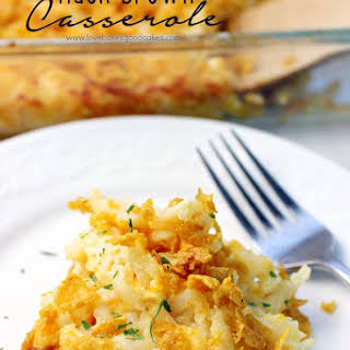 Hash Brown Casserole {aka Funeral Potatoes}.