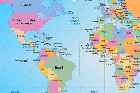World Map Android Apps On Google Play