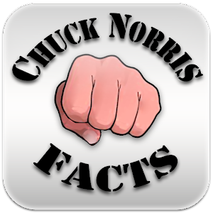 Chuck Norris Facts Icon
