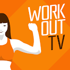 Workout TV - Fitness Videos! icon