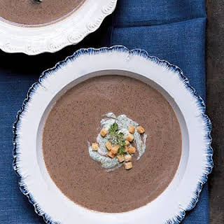 Mushroom Soup.