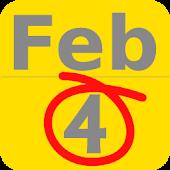 Offline Calendar