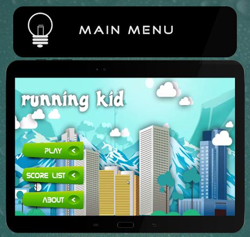 Run And Jump Kid : FREE