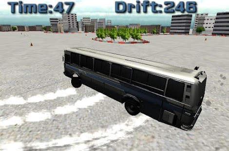 Bus Drift Simulator 3D