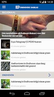 ED nieuws - screenshot thumbnail