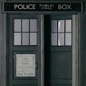 Tardis Live Wallpaper logo