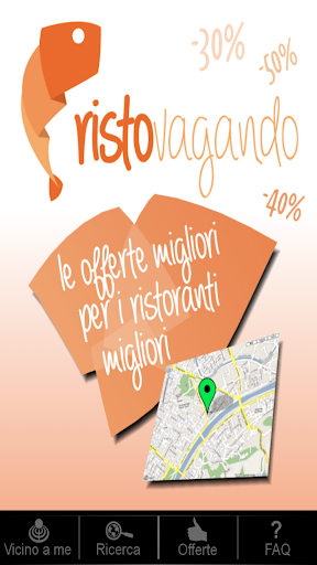 【免費生活App】Ristovagando-APP點子