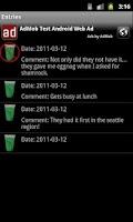 Screenshot of Shamrock Shake Finder