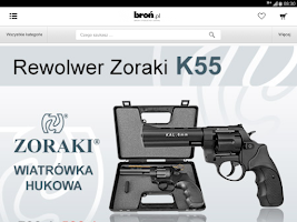 Screenshot of Bron