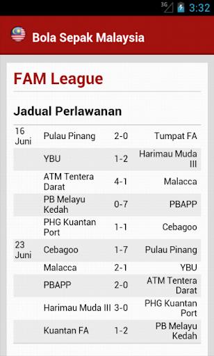 Bola Sepak Malaysia