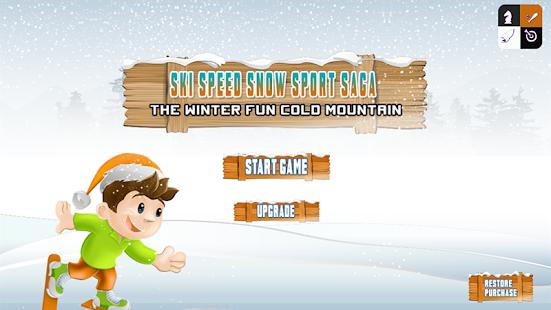 Ski Speed 冰雪運動傳奇