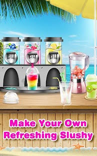 Slushy - Make Crazy Drinks