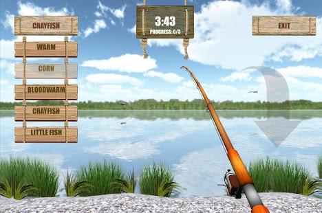 Fishing 3D. Tournaments