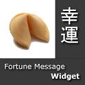 Fortune Cookie Message Widget icon