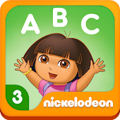 Dora ABCs Vol 3: Reading