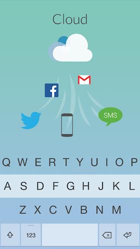 Fleksy Keyboard + Emoji 4.4 APK