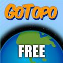 GoTopo Free icon